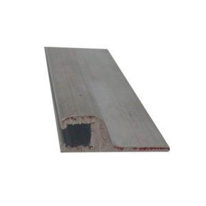Perfil H Aluminio
