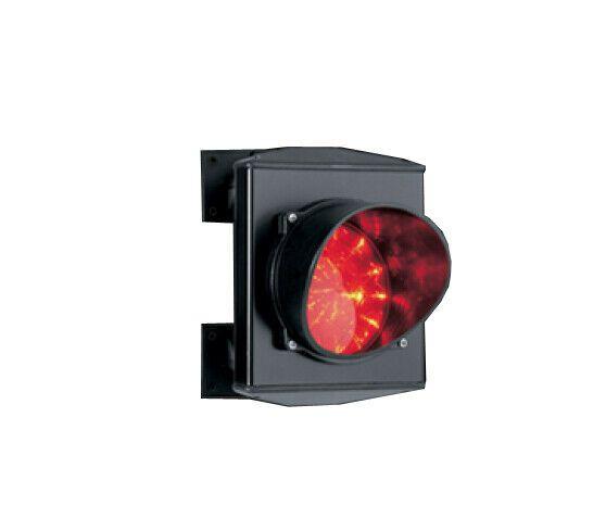 Semáforo LED rojo